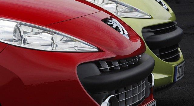 Style et Finitions de la Peugeot 207