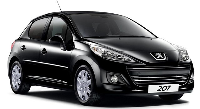 peugeot 207 business 207 sw business f line 207. Black Bedroom Furniture Sets. Home Design Ideas