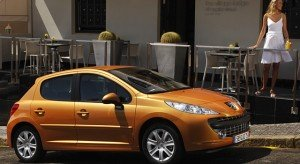 Les photos officielles de la Peugeot 207 !