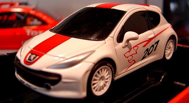 Peugeot 207 Miniatures