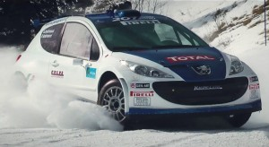 Peugeot 207 Super 2000 - Zoncolan Mountain Race